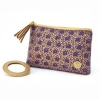 Make up bag, Purple, Abahna